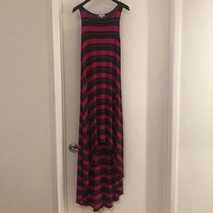 Splendid Maxi Dress, XS